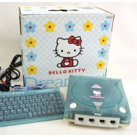 Dreamcast Hello Kitty